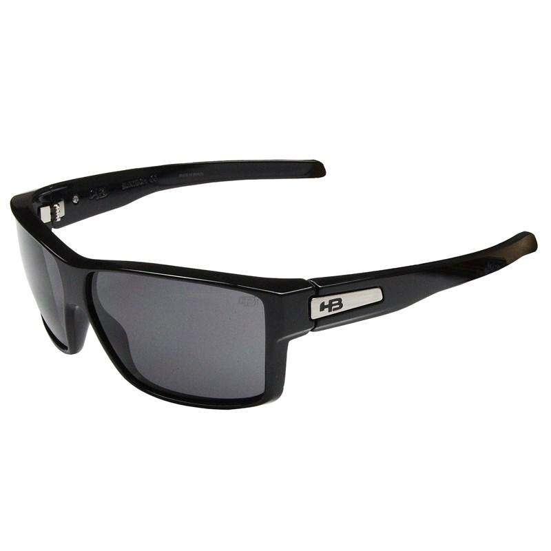 e6a638817a367 Óculos de Sol HB Big Vert Gloss Black Gray - Surf Alive