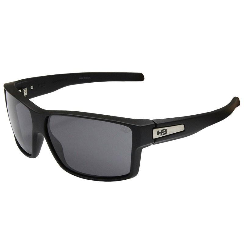 a7735fef64a87 Óculos de Sol HB Big Vert Matte Black Gray Lenses - Surf Alive