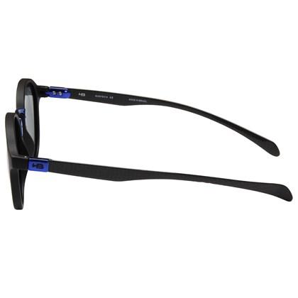 Óculos de Sol HB Brighton Matte Black Blue Chrome