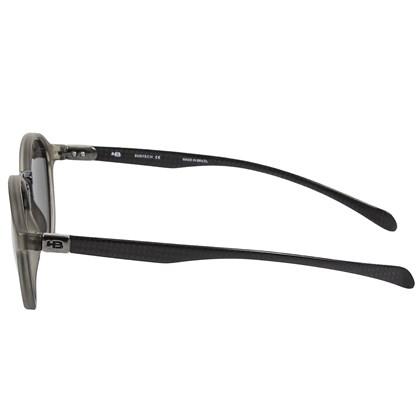 Óculos de Sol HB Brighton Matte Onyx Silver Lenses