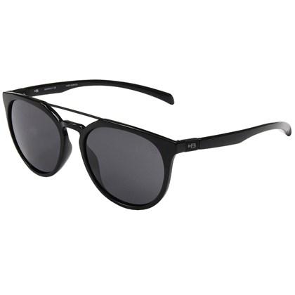 14d81703fe7 Óculos de Sol HB Burnie Gloss Black Gray Lenses ...