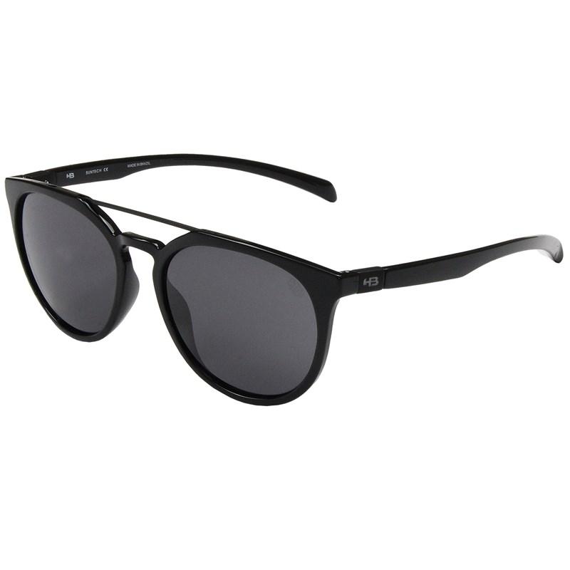 Óculos de Sol HB Burnie Gloss Black Gray Lenses
