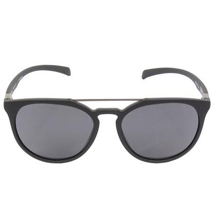 Óculos de Sol HB Burnie Matte Black Gray Lenses
