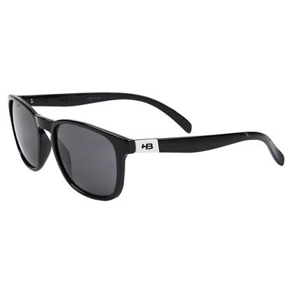 b43a6a995 Óculos de Sol HB Dingo Gloss Black White Gray Lenses ...