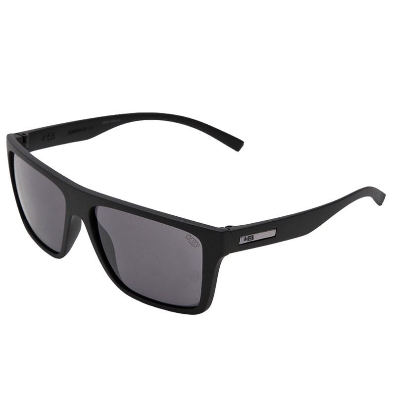 Óculos de Sol HB Floyd Matte Black Gray