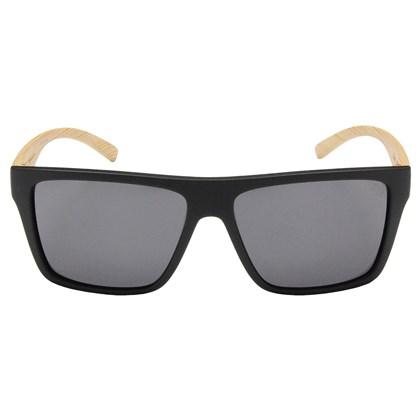 Óculos de Sol HB H-BOMB Matte Black Wood Gray - Surf Alive 46e325f2fe
