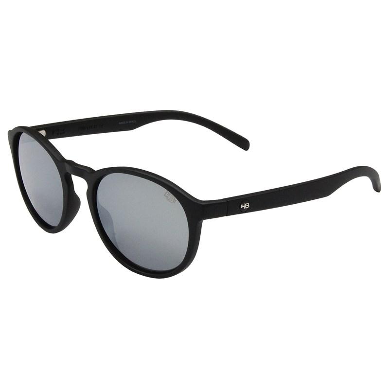 Óculos de Sol HB Gatsby matte Black Espelhado