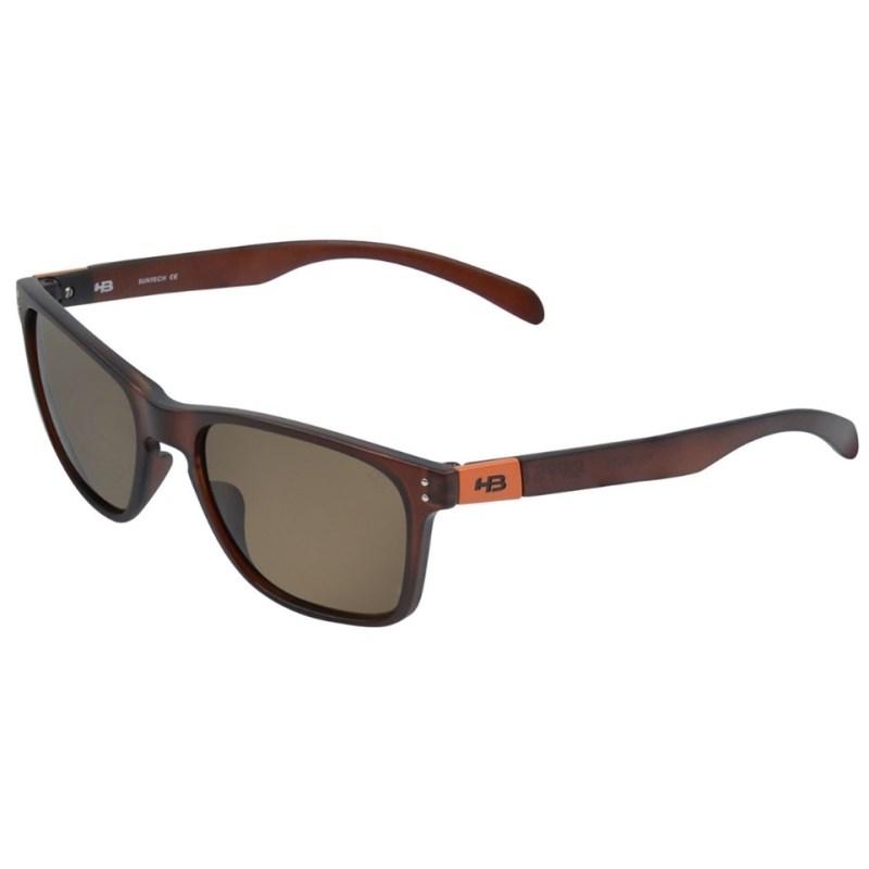Óculos de Sol HB Gipps 2 Matte Brown Brown Lenses