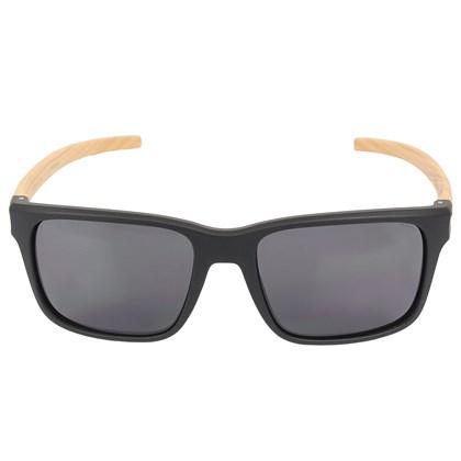 Óculos de Sol HB H-Bomb 2.0 Matte Black Wood Gray