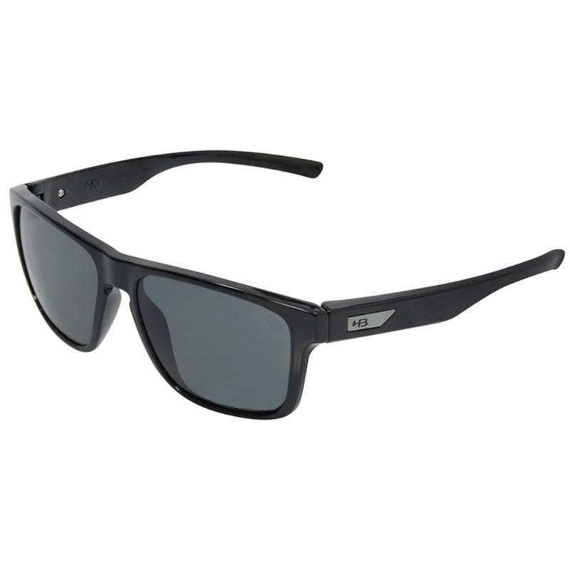 8d7646fbba8df Óculos de Sol HB H-Bomb Gloss Black Gray - Surf Alive