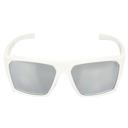 Óculos de Sol HB Split Carvin Pearled White Silver