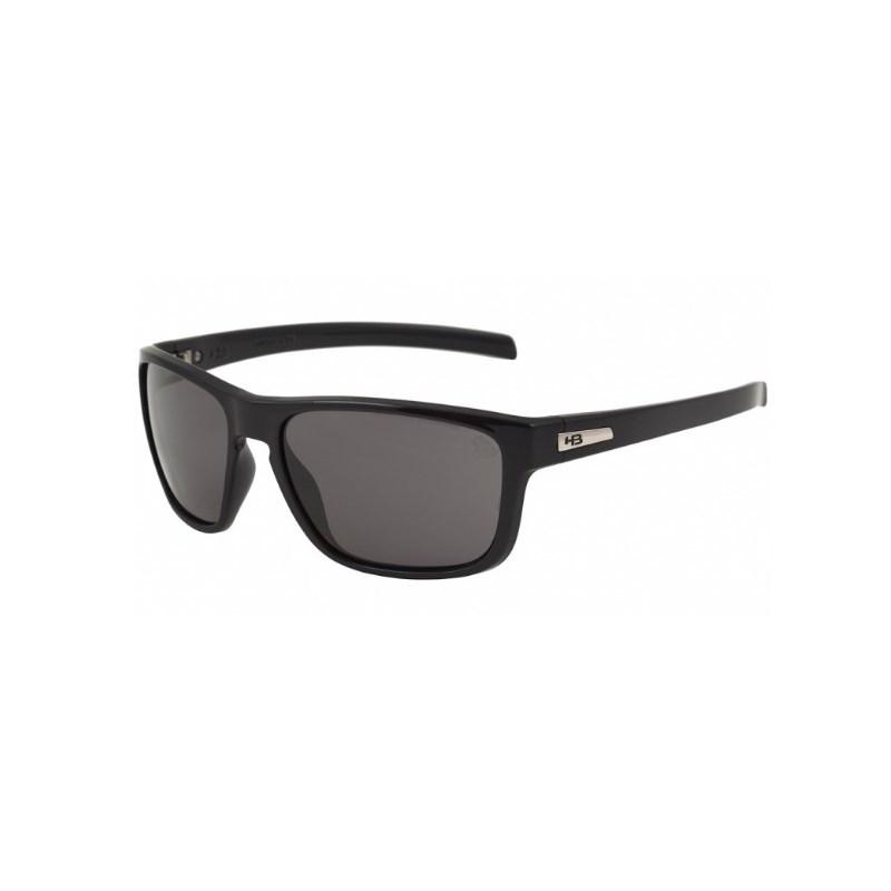 Óculos de Sol HB Thruster Gloss Black Gray Lenses