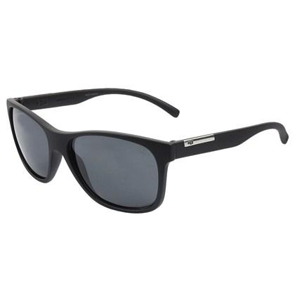 Óculos de Sol HB Underground Matte Black Polarized Gray