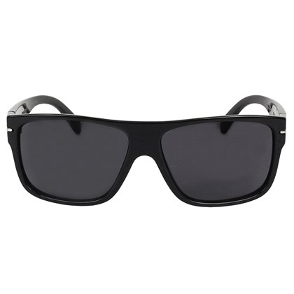 Óculos de Sol HB Would Gloss Black Gray Lenses