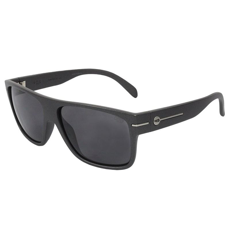 Óculos de Sol HB Would Matte Graphite Gray