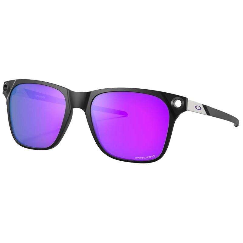 Óculos de Sol Oakley Apparition Satin Black Prizm Violet