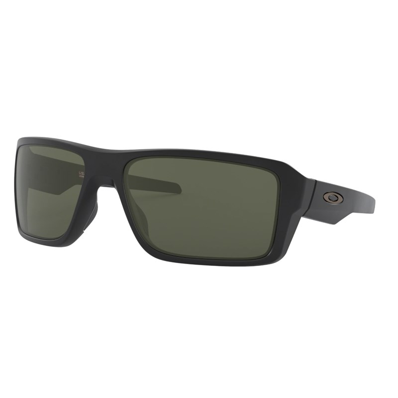 Óculos de Sol Oakley Double Edge Matte Black Dark Grey