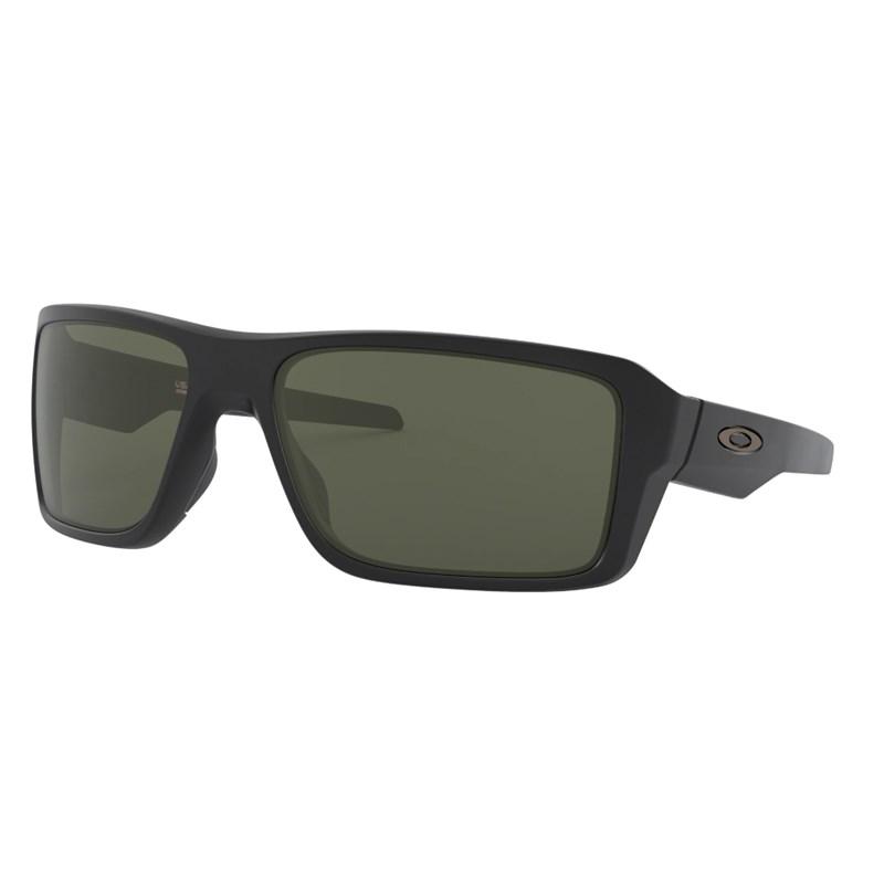 Óculos de Sol Oakley Double Edge Matte Black Dark Grey