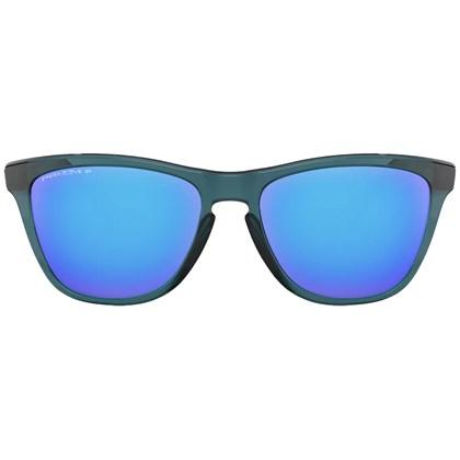 Óculos de Sol Oakley Frogskins Crystal Black Prizm Sapphire Polarized