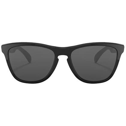 Óculos de Sol Oakley Frogskins Polished Black Grey