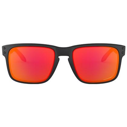 Óculos de Sol Oakley Holbrook Matte Black Prizm Ruby