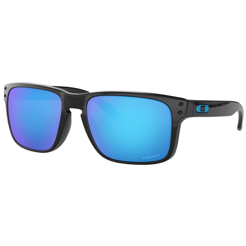 Óculos de Sol Oakley Holbrook Matte Black Prizm Sapphire Iridium