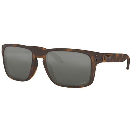 Óculos de Sol Oakley Holbrook Matte Brown Tortoise Prizm Black