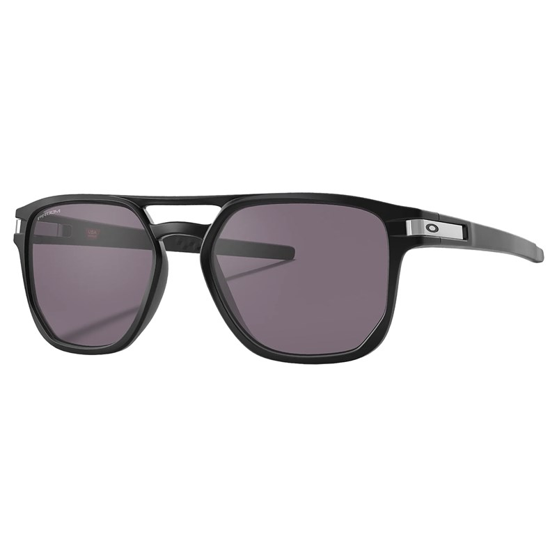 Óculos de Sol Oakley Latch Beta Matte Black Prizm Grey