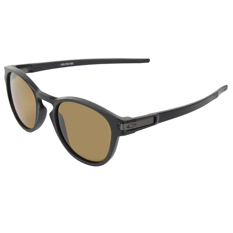 Óculos de Sol Oakley Latch Matte Black Bronze Polarized