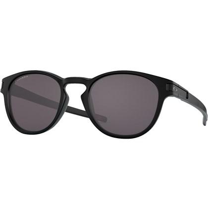 Óculos de Sol Oakley Latch Matte Black Prizm Grey
