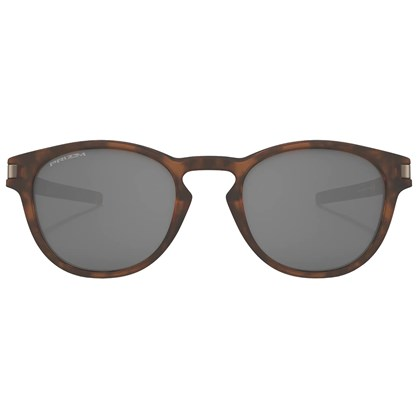 Óculos de Sol Oakley Latch Matte Brown Tortoise Prizm Black Iridium