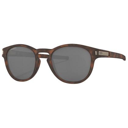 Óculos de Sol Oakley Latch Matte Brown Tortoise Prizm Black Iridium