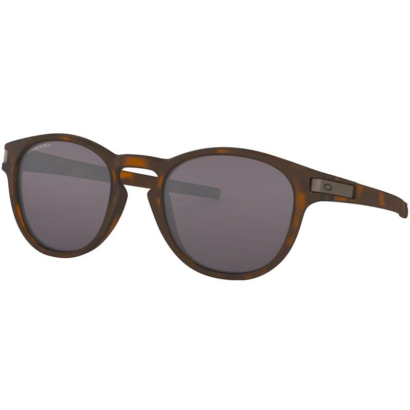 Óculos de Sol Oakley Latch Matte Brown Tortoise Prizm Grey