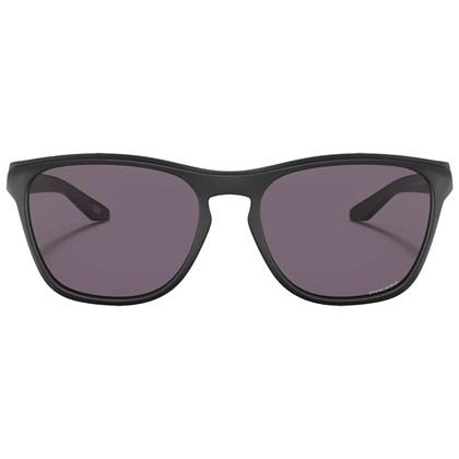 Óculos de Sol Oakley Manorburn Matte Black Prizm Grey