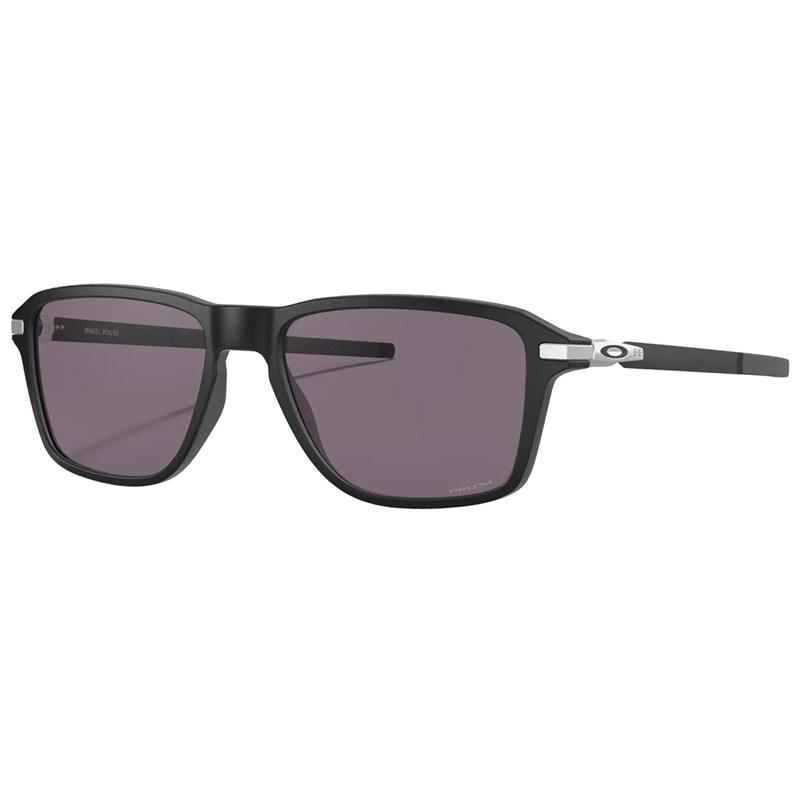 Óculos de Sol Oakley Wheel House Satin Black Prizm Grey