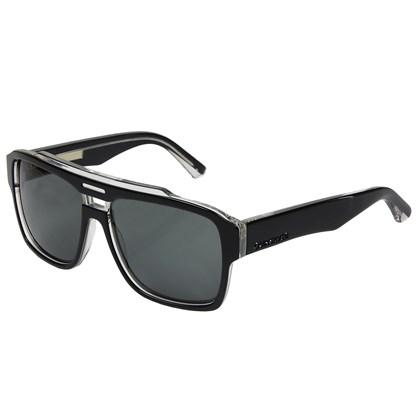 Óculos de Sol Quiksilver Parker Shiny Black Grey