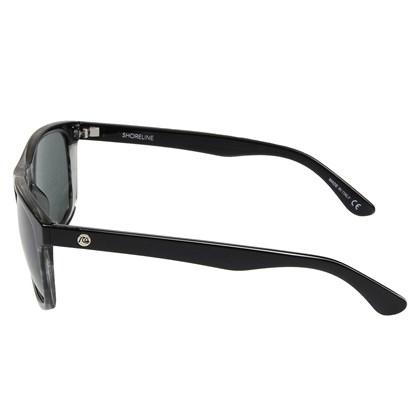 9aab46f31200e Óculos de Sol Quiksilver Shoreline Black Cristal Óculos de Sol Quiksilver  Shoreline Black Cristal