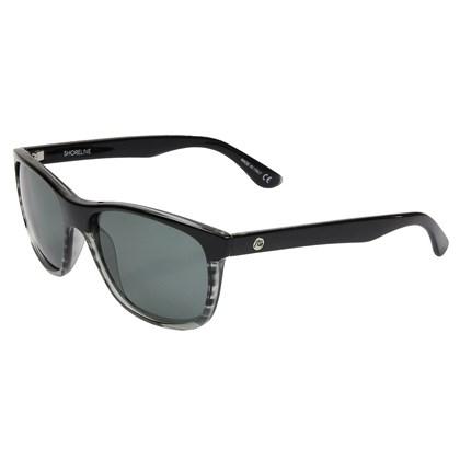 Óculos de Sol Quiksilver Shoreline Black Cristal
