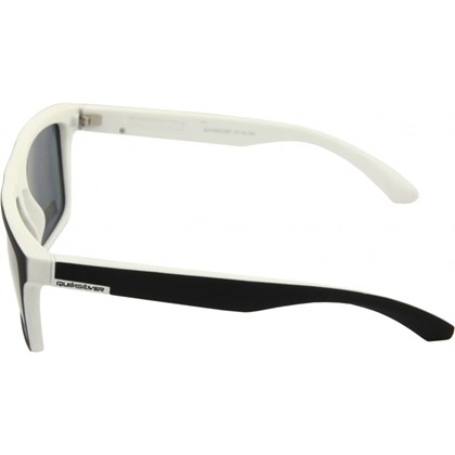 ... ÓCULOS DE SOL QUIKSILVER THE FERRIS BLACK WHITE SOFT TOUCH 99fcdcf0d0