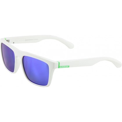 ÓCULOS DE SOL QUIKSILVER THE FERRIS GREEN WHITE SOFT TOUCH GC