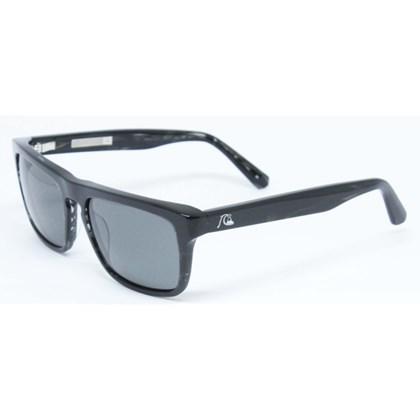 Óculos De Sol Quiksilver The Ferris M.O Shiny Black Havana Grey