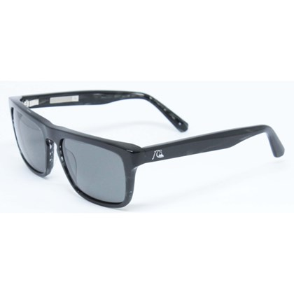 Óculos De Sol Quiksilver The Ferris M.O Shiny Black Havana Grey