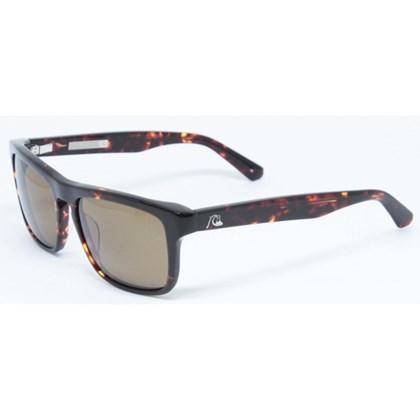 Óculos De Sol Quiksilver The Ferris M.O Shiny Brown Havana Brown