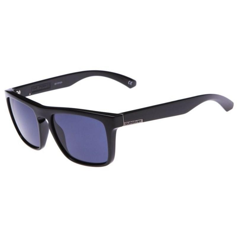 4c29b8f756b8f Óculos De Sol Quiksilver The Ferris Shiny Black - Surf Alive