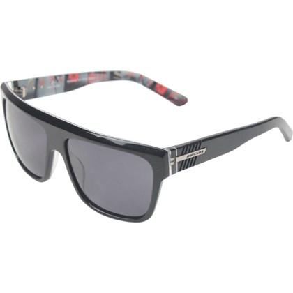 Óculos De Sol Rip Curl Trigg Prints Black Red