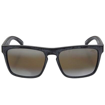 Óculos Quiksilver The Ferris Dark Rituals Matte Black Worn Flash Silver