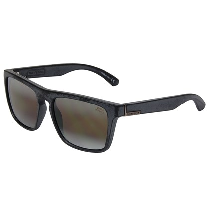 Óculos Quiksilver The Ferris Dark Rituals Matte Black Worn Flash Silver