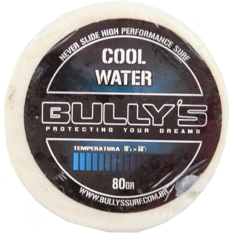 PARAFINA BULLY'S COOL WATER