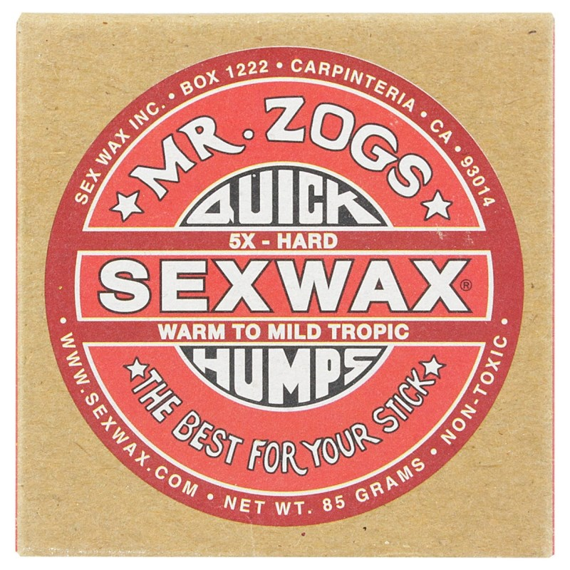 Parafina Sex Wax Warm to Mild Tropic