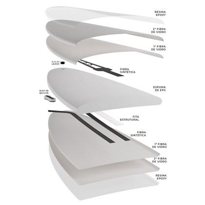 Prancha de Surf Concept Summer X 5.10